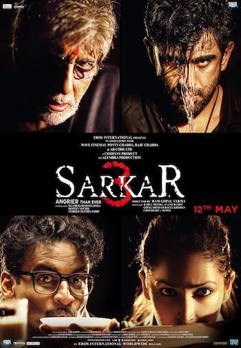 Sarkar 3 (2017) Hindi 720p WEB-DL 999mb