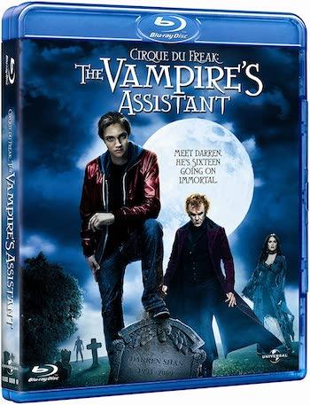 The Vampires Assistant 2009 Dual Audio Hindi 720p 480p BluRay [900mb 300mb]