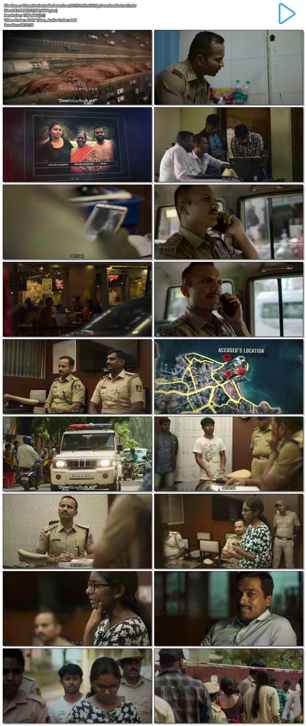 Crime Stories India Detectives 2021 Hindi Season 01 Complete 720p HDRip MSubs