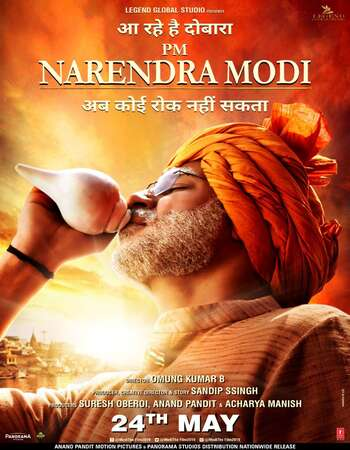 PM Narendra Modi 2019 Hindi 720p HDRip ESubs