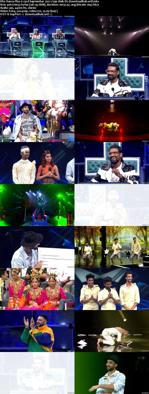 Dance Plus 6 23 September 2021 Episode 09 Web-DL 720p 480p