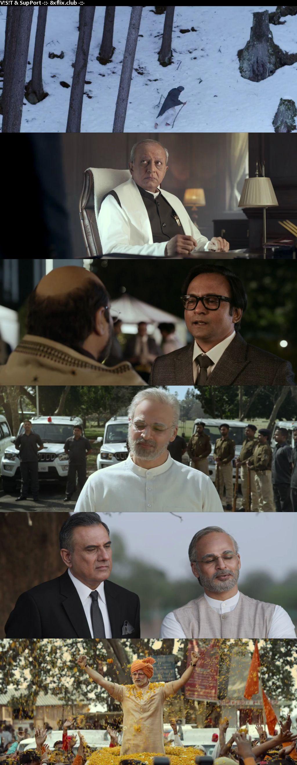 PM Narendra Modi 2019 Full Hindi Movie Download 720p 480p Web-DL HD