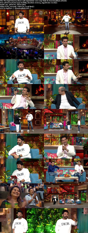 The Kapil Sharma Show 25 September 2021 Episode 190 Web-DL 720p 480p