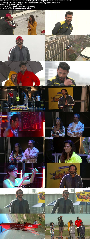 Khatron Ke Khiladi Season 11 25 September 2021 Episode 21 Web-DL 720p 480p