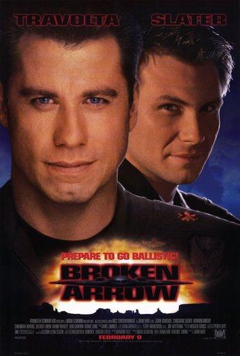 Broken Arrow 1996 Dual Audio Hindi 720p 480p BluRay [900mb 300mb]