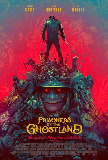 Prisoners of the Ghostland 2021 Fan Dubbed Hindi English 720p WEB-DL [850mb 300mb]
