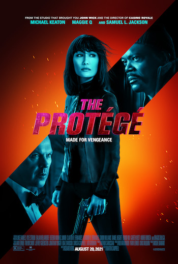 The Protege 2021 English 720p 480p WEB-DL [800MB 300MB] ESubs
