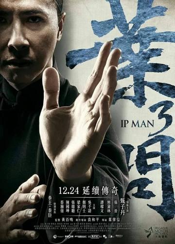 Ip Man 3 (2015) Dual Audio Hindi Full Movie Download