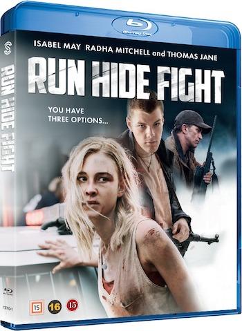 Run Hide Fight 2020 Dual Audio Hindi Movie Download