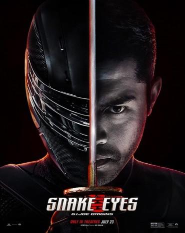 Snake Eyes G.I. Joe Origins 2021 Dual Audio Hindi Full Movie Download