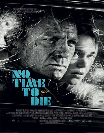 No Time to Die 2021 Hindi Dubbed 720p HDCAM x264