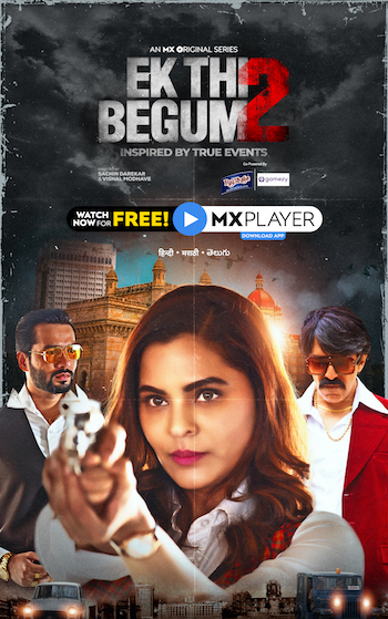 Ek Thi Begum S02 Hindi 720p 480p WEB-DL [2.8GB 1GB]