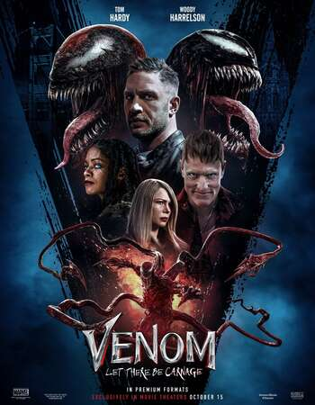 Venom Let There Be Carnage 2021 Hindi Dual Audio 720p HDTS x264