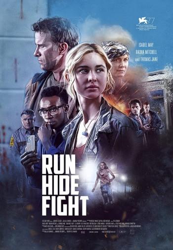 Run Hide Fight 2020 Dual Audio Hindi English BRRip 720p 480p Movie Download
