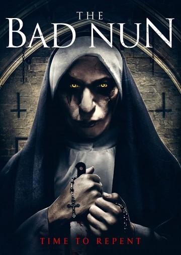 The Bad Nun 2018 Dual Audio Hindi English BRRip 720p 480p Movie Download