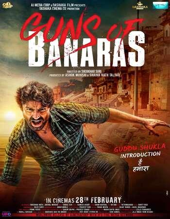 Guns of Banaras 2020 Hindi 720p HDRip ESubs