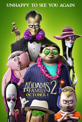 The Addams Family 2 2021 English Full Movie Download