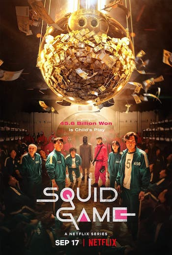 Squid Game 2021 S01 Hindi Web Series All Episodes