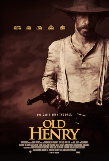 Old Henry 2021 English 720p 480P WEB-DL [750MB 300MB] ESubs