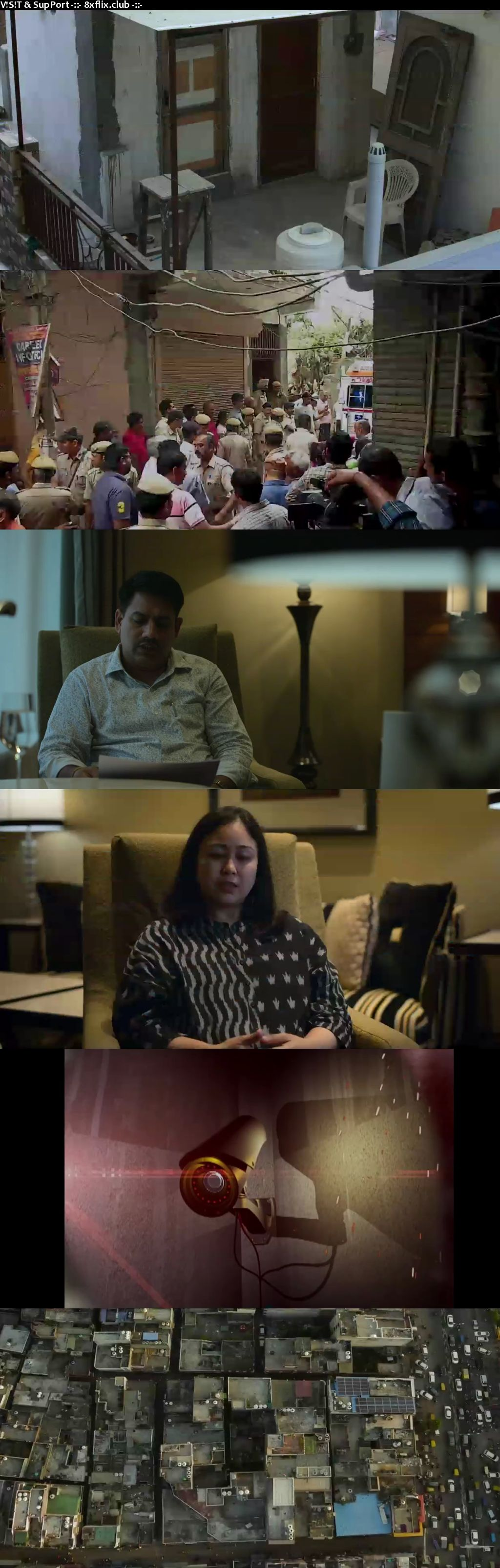Clickbait 2021 S01 Hindi Dual Audio Complete 720p 480p WEB-DL