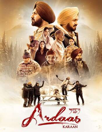 Ardaas Karaan 2019 Punjabi 720p HDRip ESubs