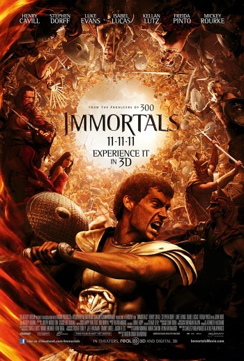Immortals 2011 Dual Audio Hindi English BRRip 720p 480p Movie Download