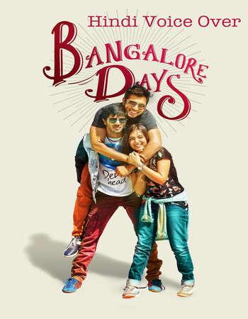 Bangalore Days 2014 UNCUT Hindi Dual Audio HDRip Full Movie 720p 480p Free Download