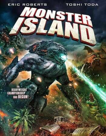 Monster Island 2019 Hindi Dual Audio BRRip Full Movie 720p Free Download