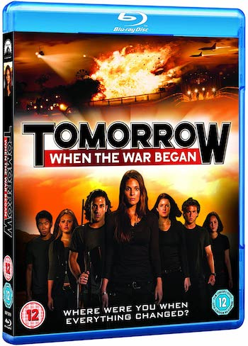 Tomorrow, When The War Began 2010 Dual Audio Hindi 720p 480p BluRay [850MB 300MB]