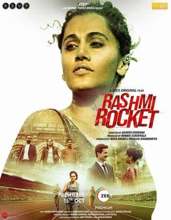 Rashmi Rocket 2021 Hindi 720p HDRip x264