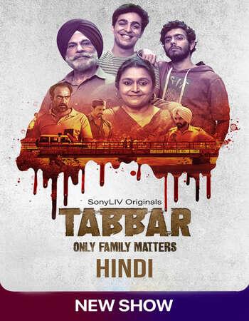 Tabbar 2021 Hindi Season 01 Complete 720p HDRip x264