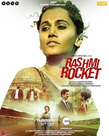 Rashmi Rocket 2021 Hindi 720p 480p WEB-DL [950MB 350MB]