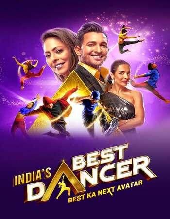 Indias Best Dancer 2 24th October 2021 720p 480p Web-DL