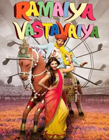 Ramaiya Vastavaiya 2013 Hindi 720p HDRip x264