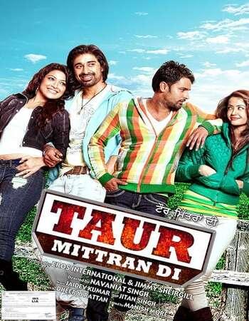 Taur Mittran Di 2012 Punjabi 720p HDRip ESubs