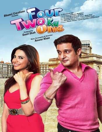 Four Two Ka One 2012 Hindi 720p HDRip x264