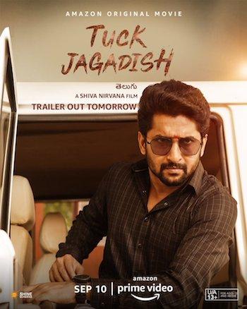 Tuck Jagadish 2021 Fan Dubbed Hindi 720p 480p HDRip [1.2GB 450MB]