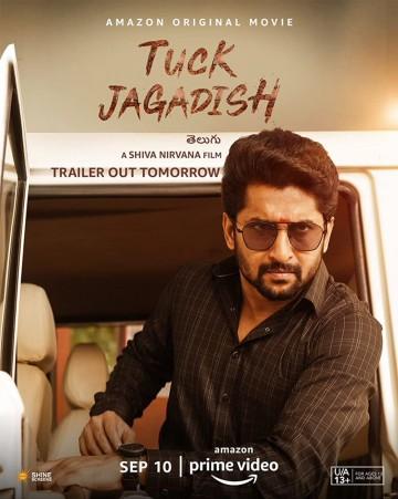 Tuck Jagadish 2021 Hindi Dubbed Full Movie Download