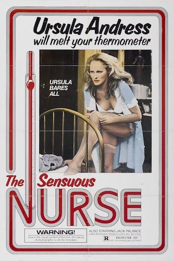 The Sensuous Nurse 1975 UNRATED Dual Audio Hindi 720p 480p WEBRip [900mb 300mb]