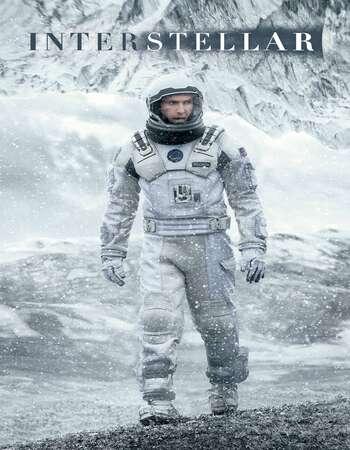Interstellar 2014 Hindi Dual Audio 850MB BluRay 720p ESubs HEVC