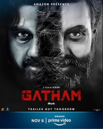 Gatham 2020 UNCUT Dual Audio Hindi 720p 480p HDRip [850MB 300MB]