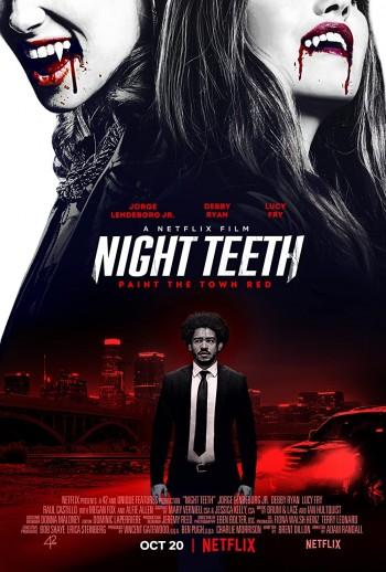 Night Teeth 2021 Dual Audio Hindi Full Movie Download