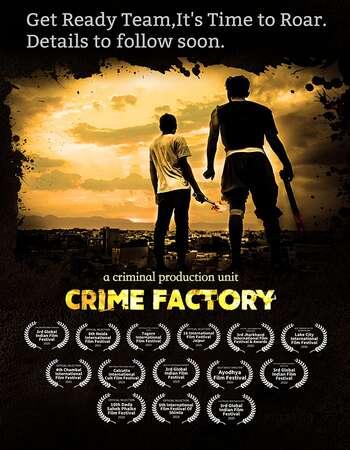 Crime Factory 2021 Hindi 720p HDRip ESubs
