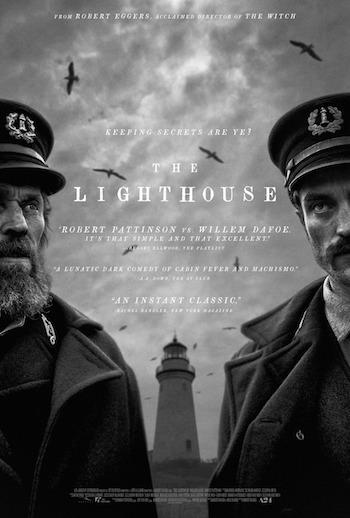 The Lighthouse 2019 Dual Audio Hindi 720p 480p WEB-DL [900MB 300MB]