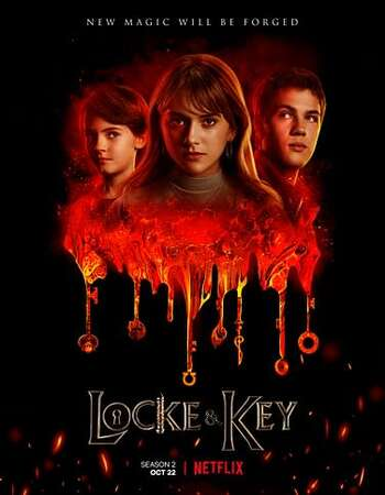 Locke And Key 2021 S02 Complete Hindi Dual Audio 720p Web-DL MSubs
