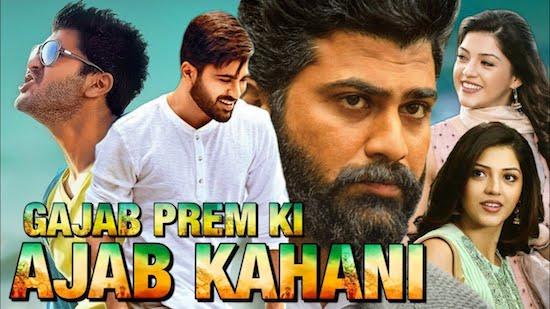 Gajab Prem Ki Ajab Kahani 2021 Hindi Dubbed 720p 480p HDRip 950mb